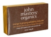 John Masters Organic Orange & Ginseng Exfoliating Body Bar (128 g)