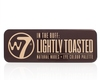 W7 Cosmetics Lightly Toasted Tin
