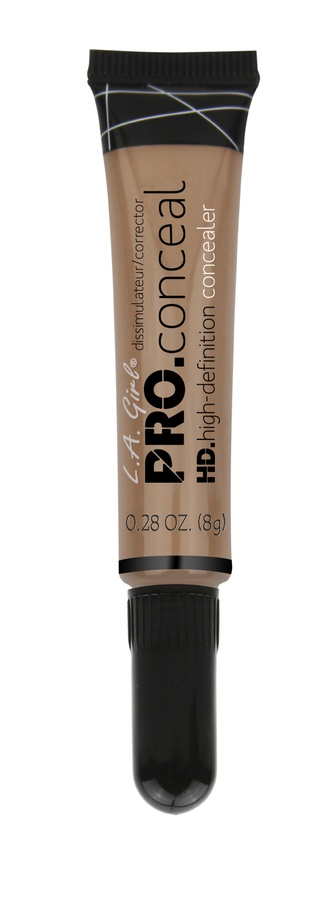 L.A. Girl Cosmetics Pro Conceal HD Concealer, Chestnut GC986 (8 g)