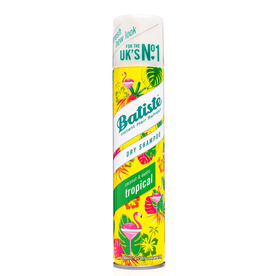Batist Dry Shampoo Tropical (200 ml)