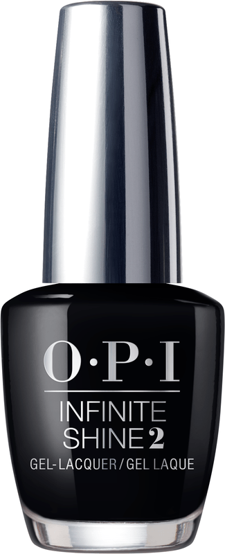 OPI Infinite Shine, Black Onyx (15ml)