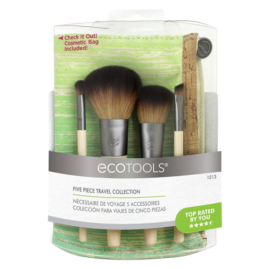 EcoTools Flawless Face Set 4 Pinsel