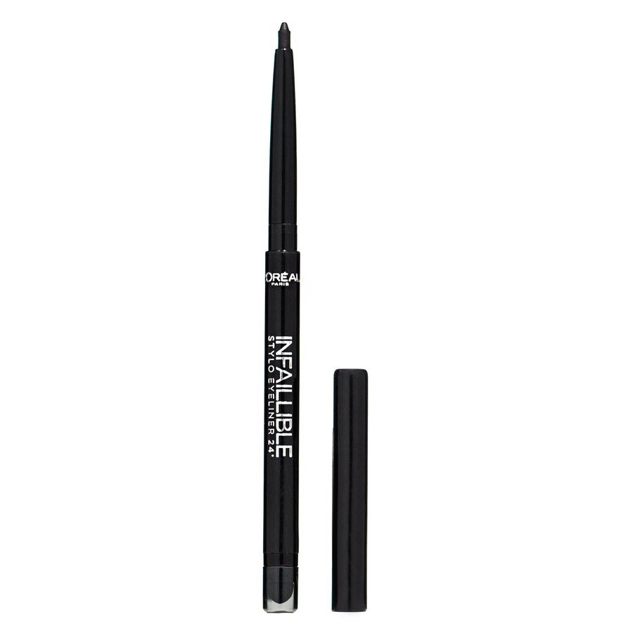 L'Oréal Paris Eyeliner Infallible, 301 Night And Day Black