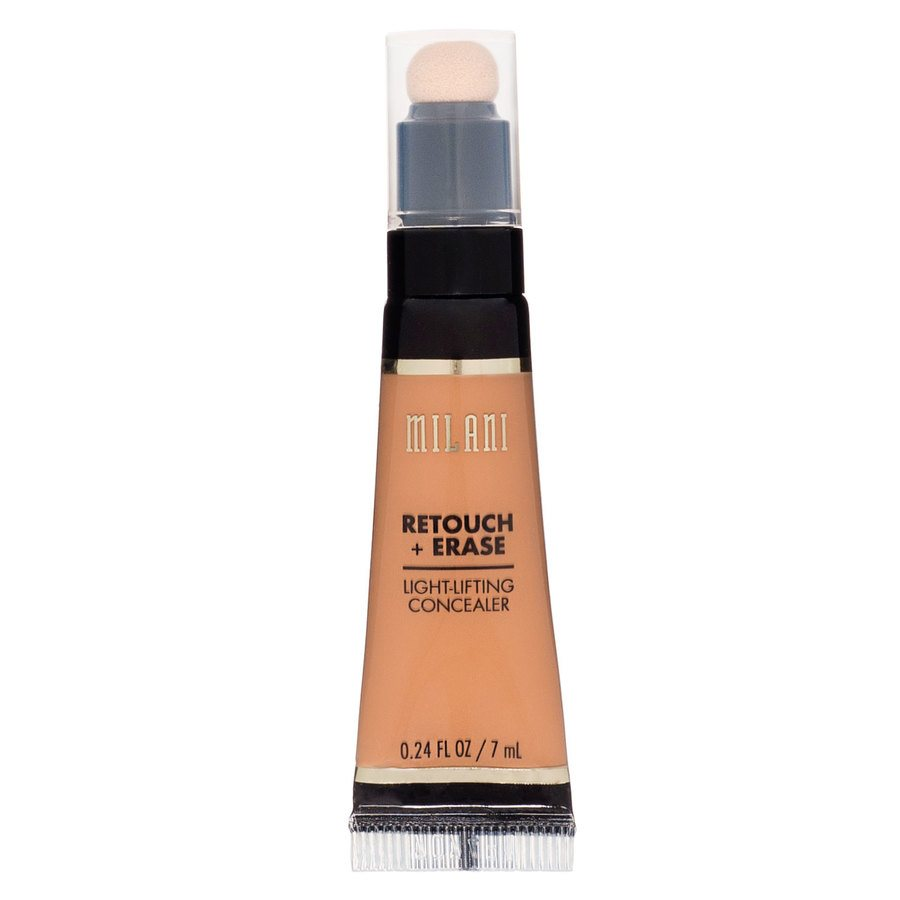 Milani Retouch + Erase + Light-Lifting Concealer, Deep Honey