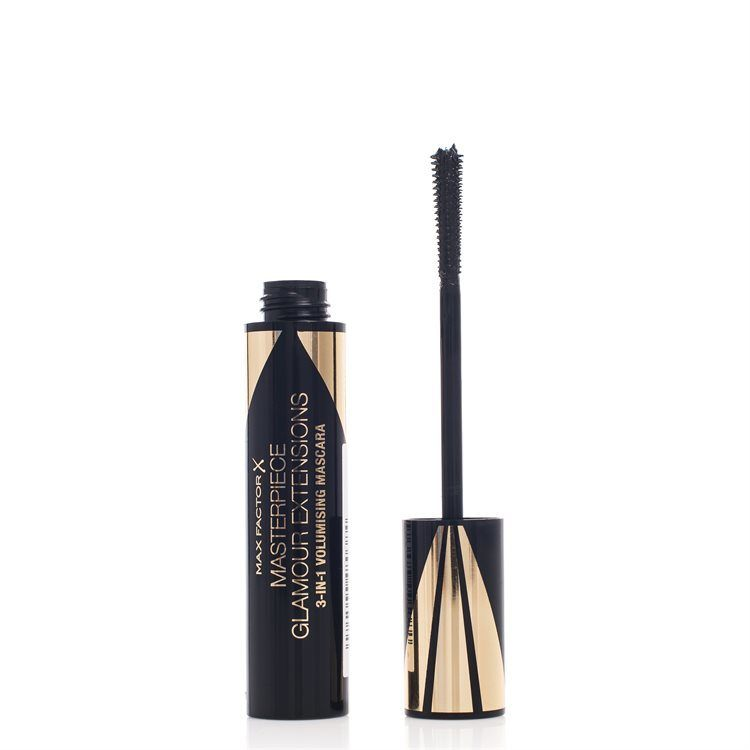 Max Factor Masterpiece Glamour Extensions, Black Mascara (12 ml)