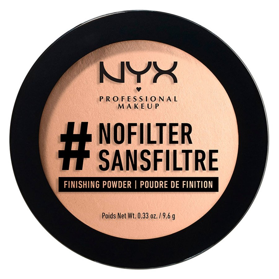 NYX Professional Makeup NoFilter Finishing Powder, Beige NFFP06 (9,6 g)