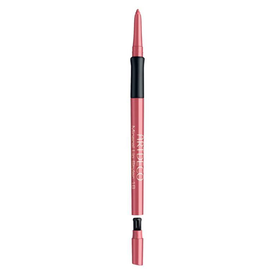 Artdeco Mineral Lip Styler, #18 Mineral English rose