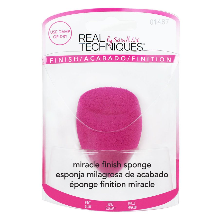 Real Techniques Miracle Finish Sponge