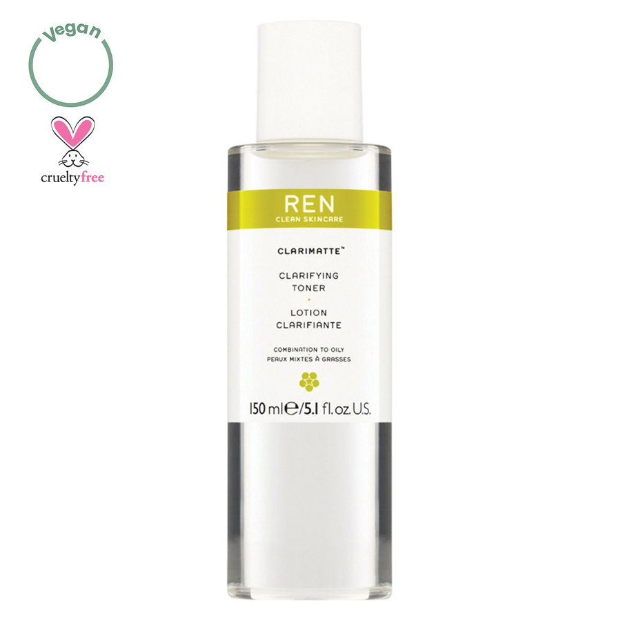 REN Clean Skincare Clarimatte Clarifying Toning Lotion (150 ml)