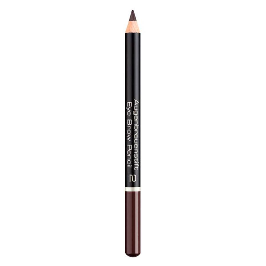 Artdeco Eyebrow Pencil, #02 Intensive Brown