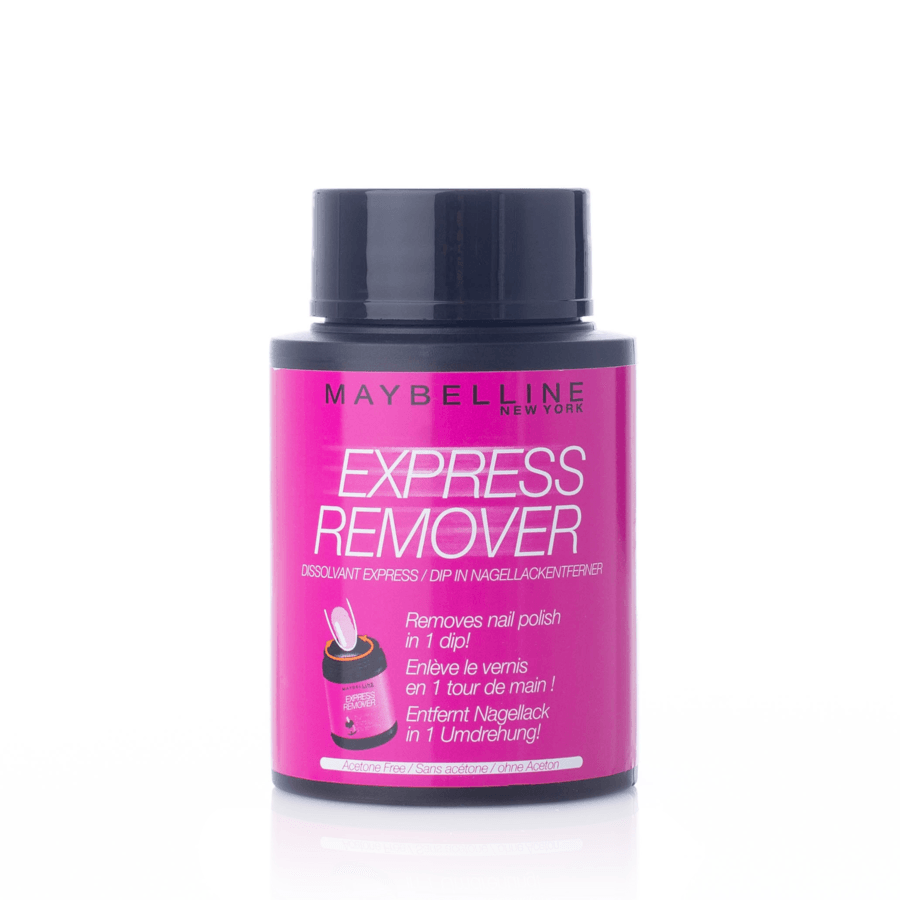 Maybelline Express Remover Nagellackentferner-Topf(75 ml)
