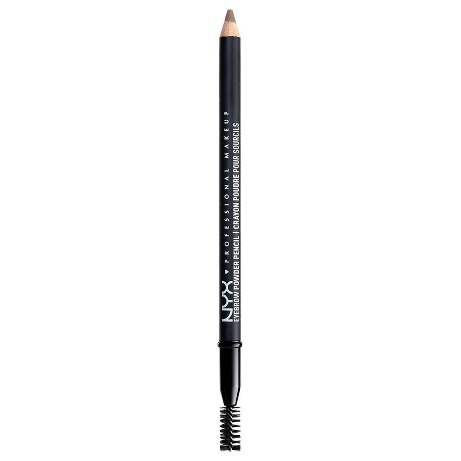 NYX Professional Makeup Eyebrow Powder Pencil, Ash Brown EPP08 (1 g)