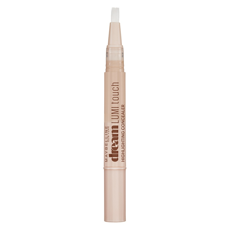 Maybelline Dream Lumi Touch Highlighting Concealer, 01 Ivory (2,5 g)