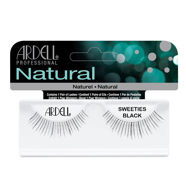 Ardell Invisibands Sweeties Lashes, Black