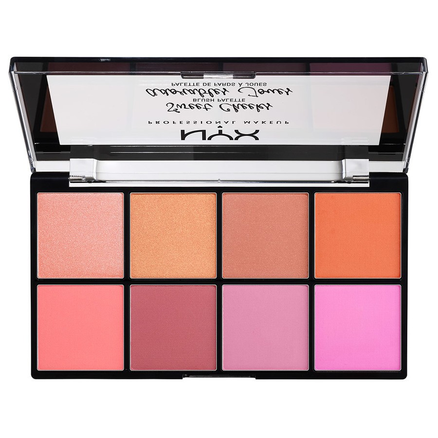 NYX Professional Makeup Sweet Cheeks Blush Palette SCBP01