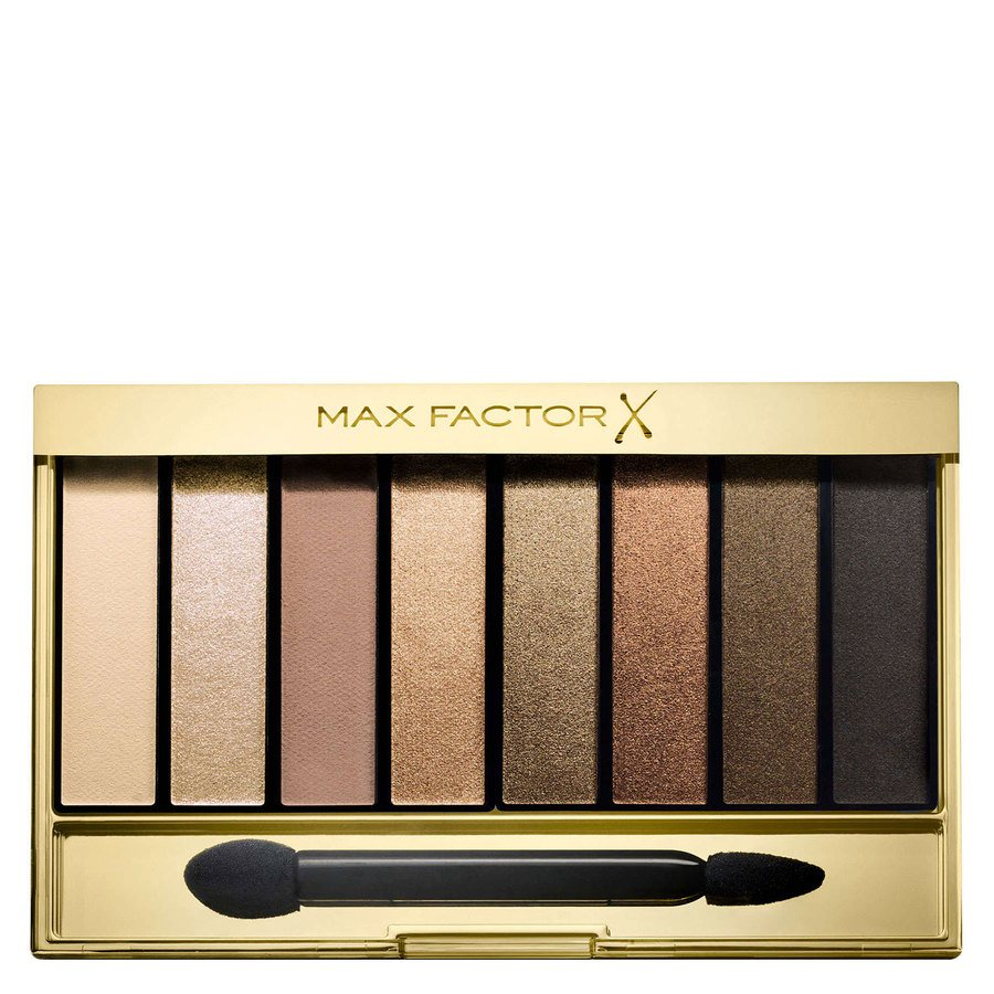 Max Factor Eye Shadow Nude Palette, 02 Golden Nudes (6,5 g)