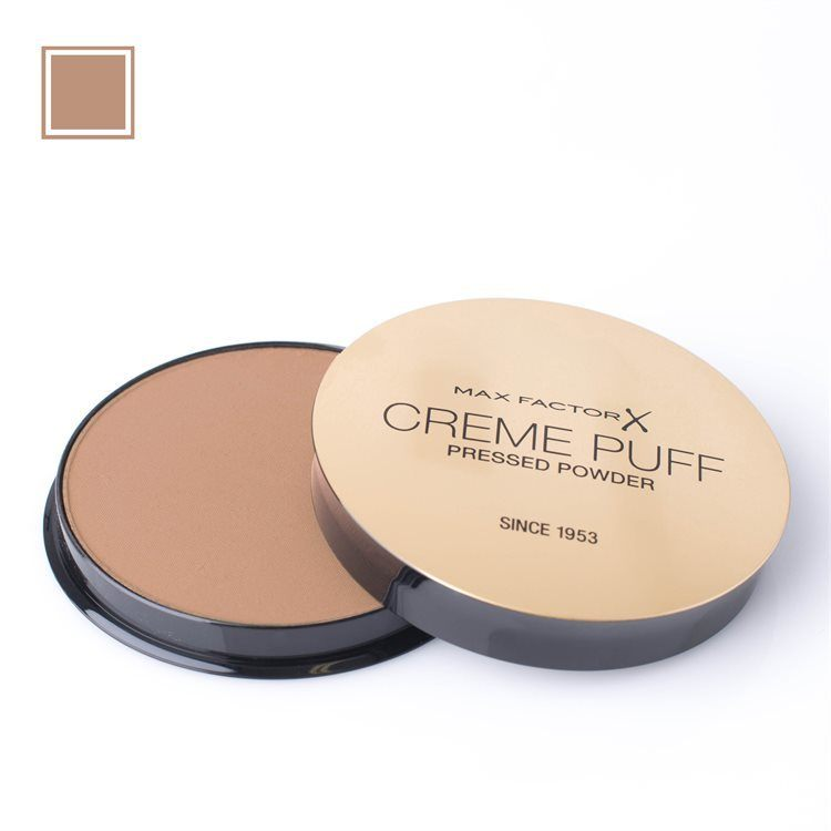 Max Factor Creme Puff Pressed Powder (21 g), 13 Nouveau Beige