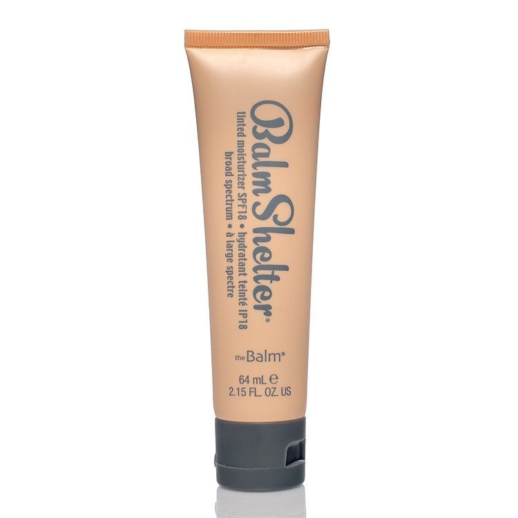 theBalm BalmShelter Tinted Moisturizer SPF 18 lighter than light 64 ml