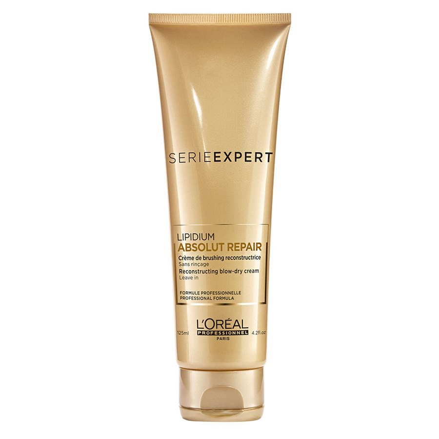 L'Oréal Professionnel Série Expert Lipidium Absolut Repair Blow-Dry Cream (125 ml)