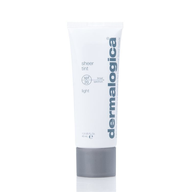 Dermalogica Sheer Tint Moisture Tagespflege SPF20 (40 ml), Light
