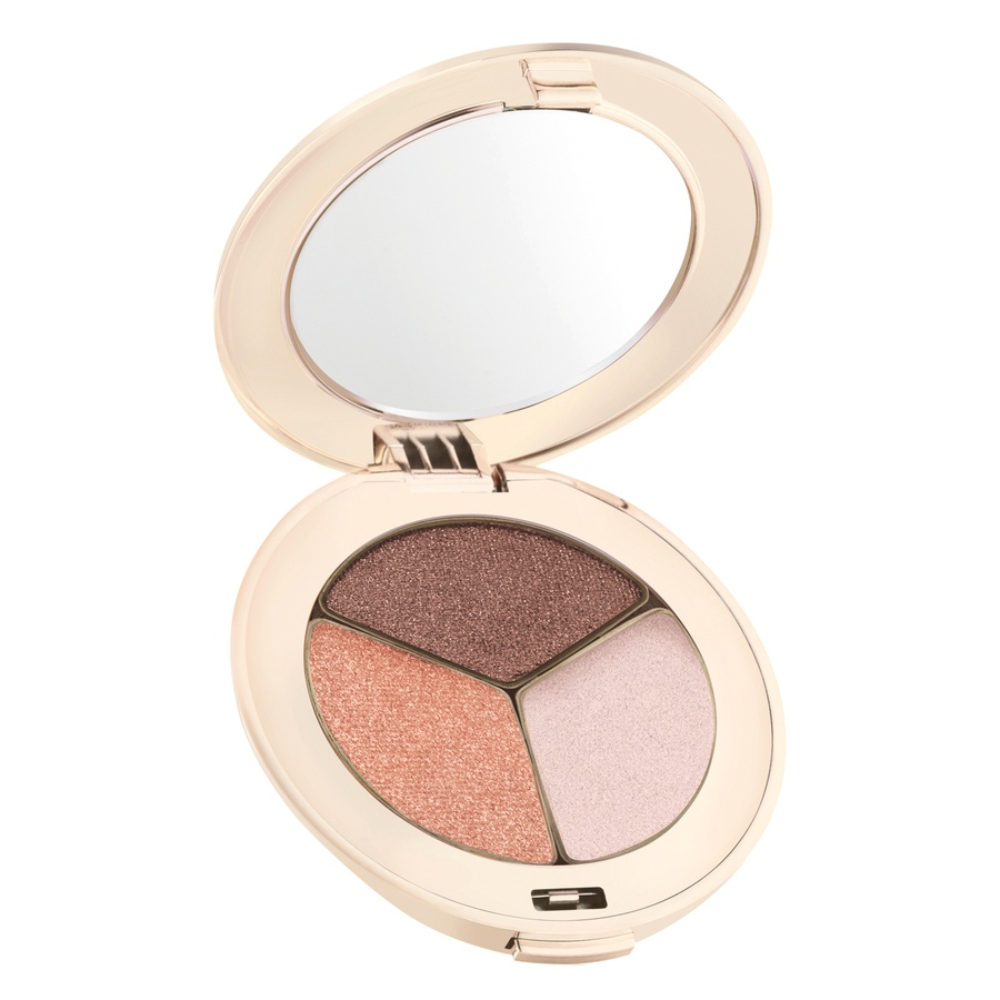 Jane Iredale PurePressed Triple Eye Shadow Triple Pink Quartz (2,8 g)