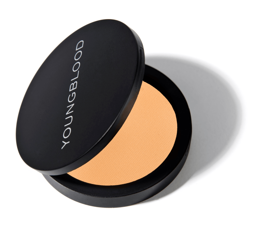 Youngblood Pressed Mineral Rice Setting Powder (10 g), Dark