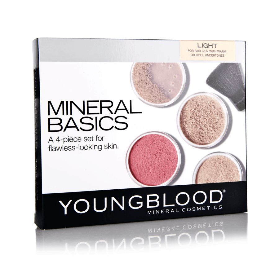 Youngblood Mineral Basics Starterkit, Light