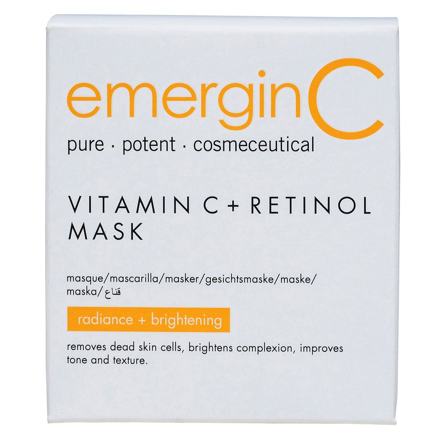 emerginC Vitamin C + Retinol Mask (50 ml)