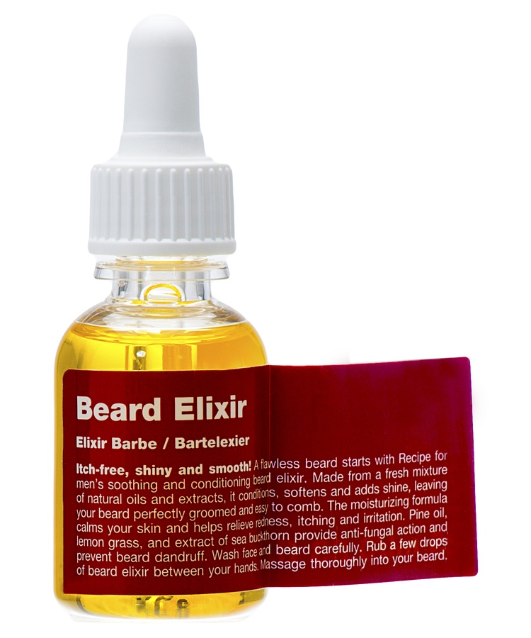 Recipe For Men Beard Elixir Bartconditioner (25 ml)