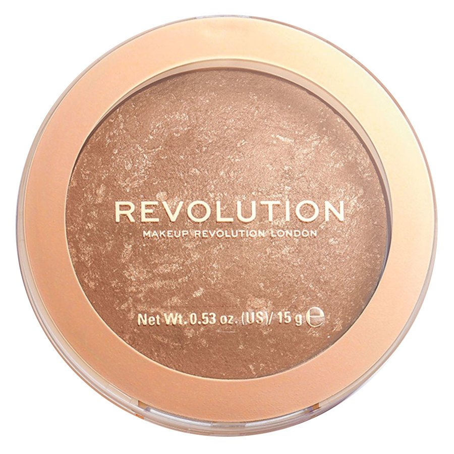 Makeup Revolution Bronzer Reloaded, Long Weekend (15 g)