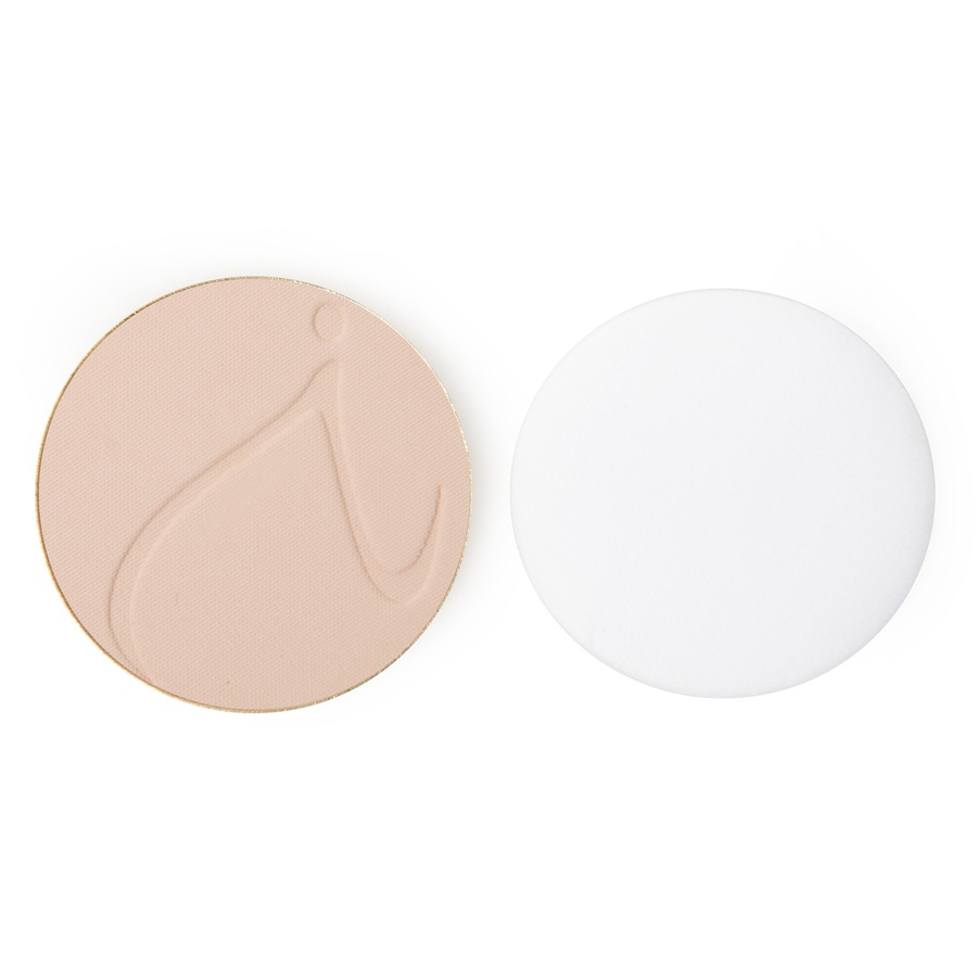 Jane Iredale PurePressed Base Mineralpuder LSF 20 (9,9 g) Nachfüllpack, Satin