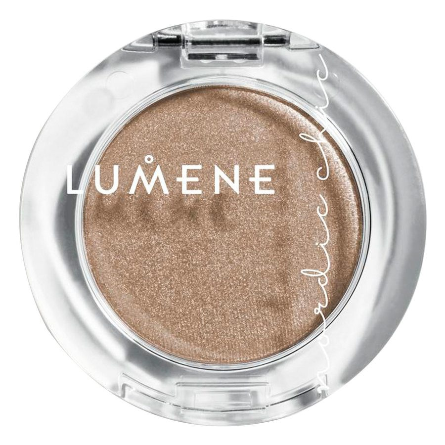 Lumene Nordic Chic Pure Color Eyeshadow - 2 Glowing Sand