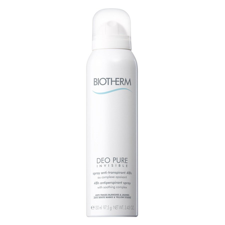 Biotherm Pure Deo Invisible 48 Hour Antiperspirant Spray (150 ml)