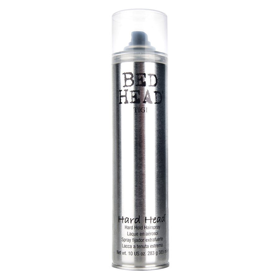 TIGI Bed Head Hard Head Hard Hold Hairspray (385 ml)