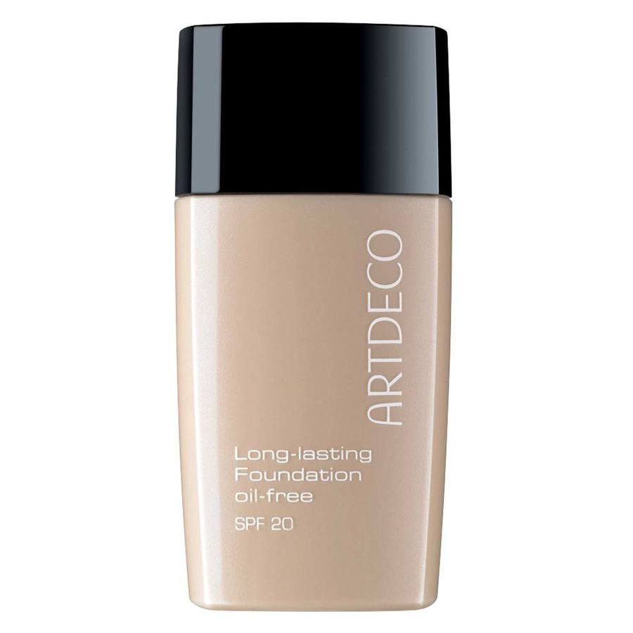 Artdeco Long Lasting Foundation Oil Free,#25 Light Cognac