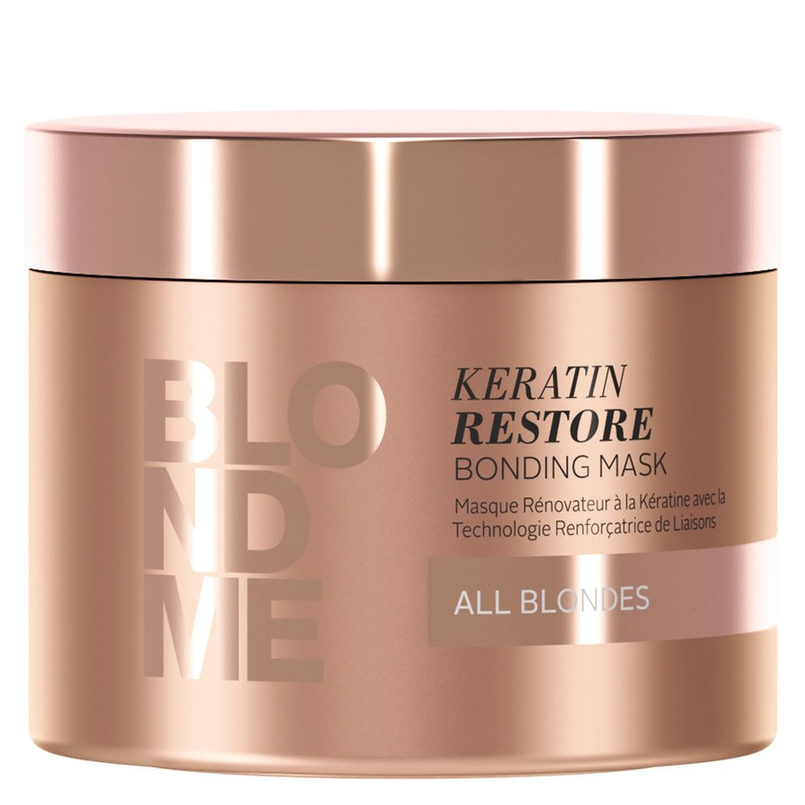 Schwarzkopf Blondme All Blondes Keratin Mask (200 ml)