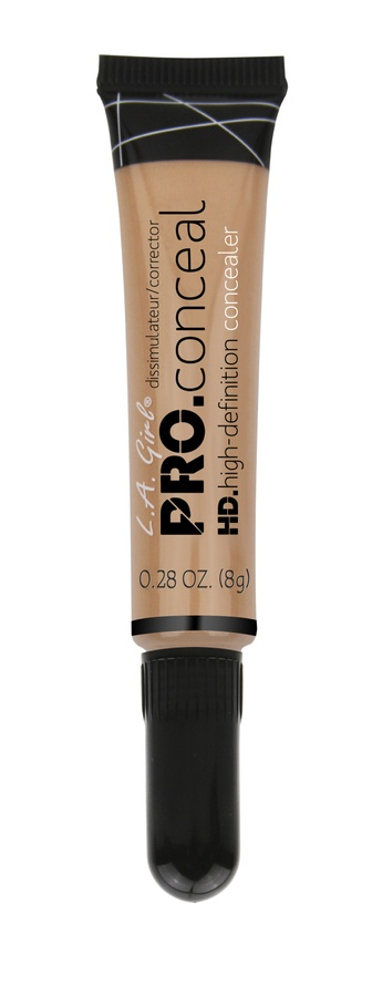 L.A. Girl Cosmetics Pro Conceal HD Concealer, Pure Beige GC976 (8g)