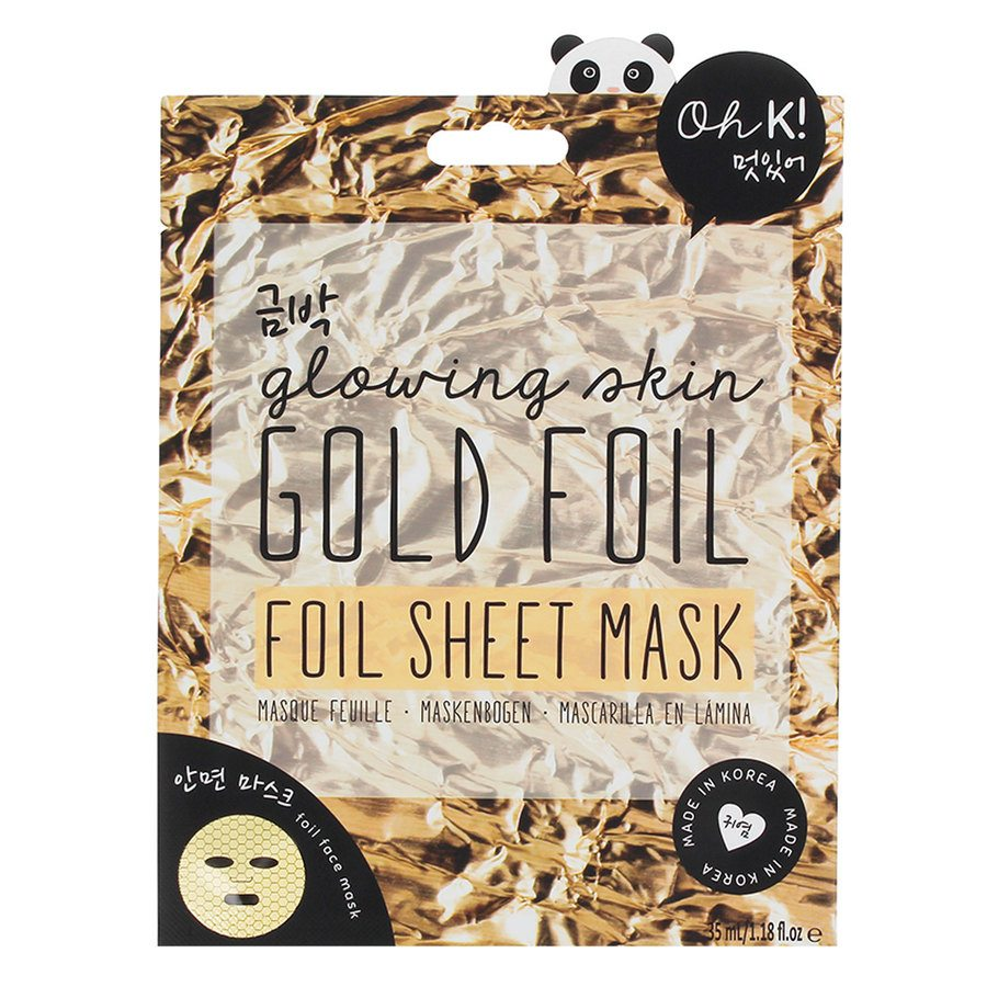 Oh K! Gold Foil Sheet Mask (35 ml)