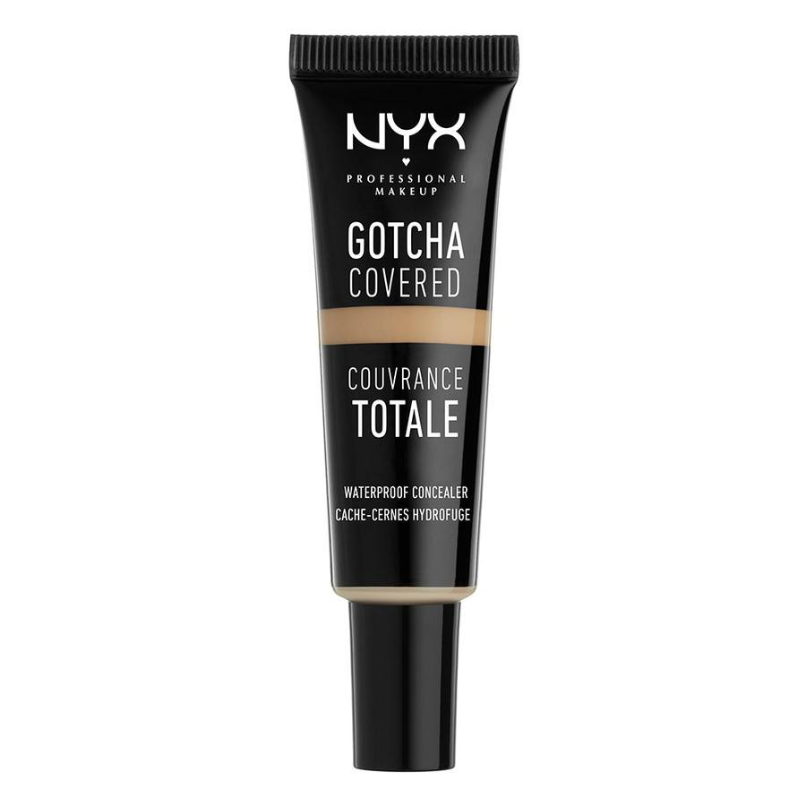 NYX Professional Makeup Gotcha Covered Concealer Medium 8ml