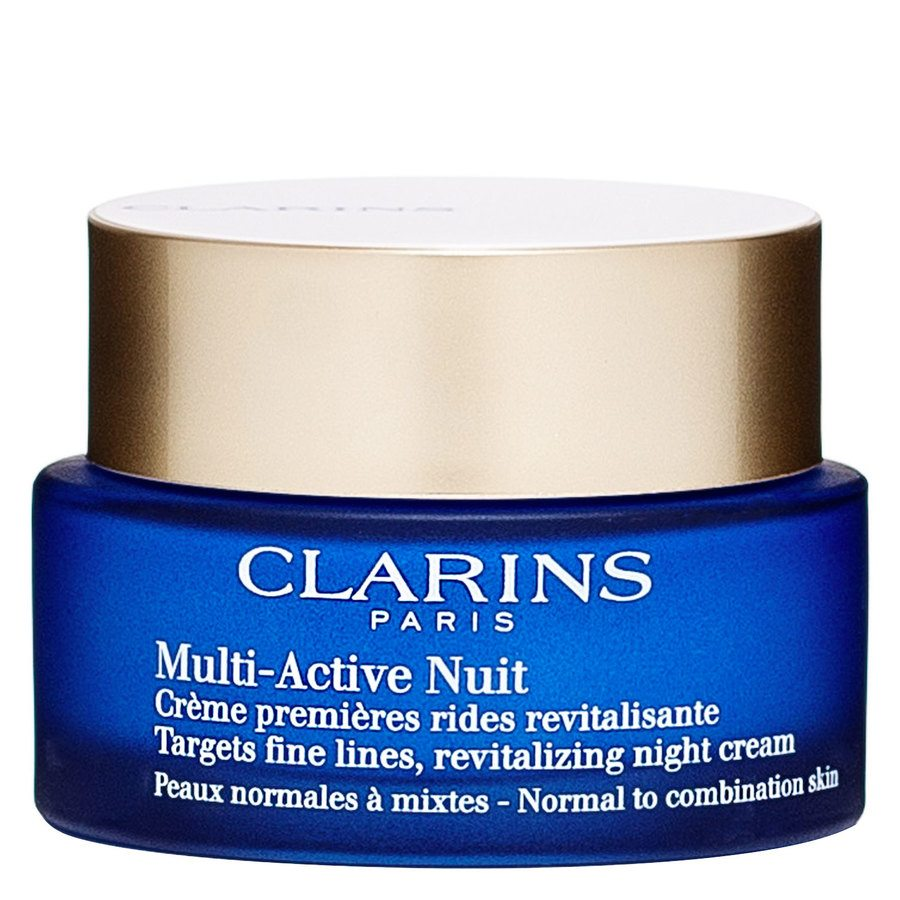 Clarins Multi Active Nuit Night Cream for Normal To Combination (50 ml)