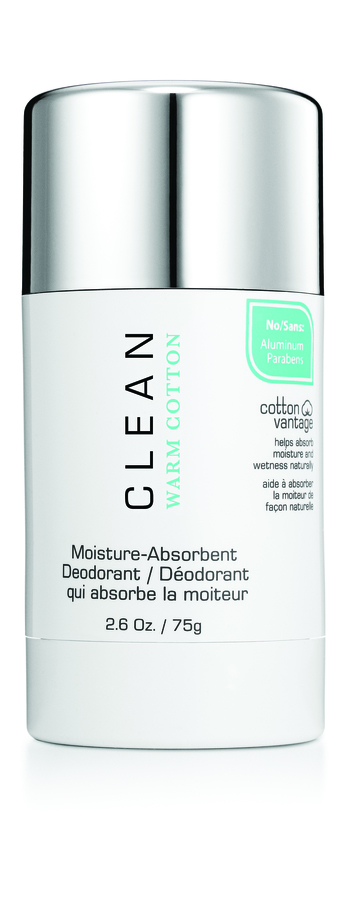 CLEAN Warm Cotton Deodorant 75g