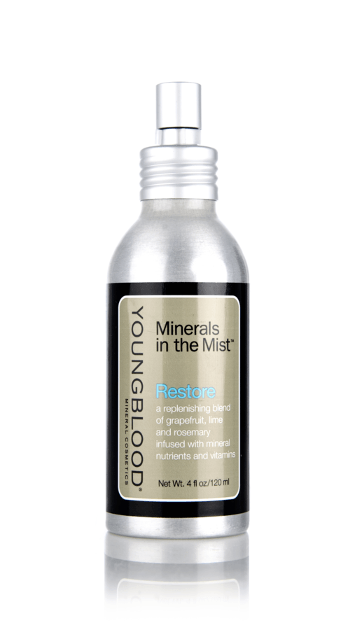 Youngblood Minerals In The Mists, Restore (118 ml)