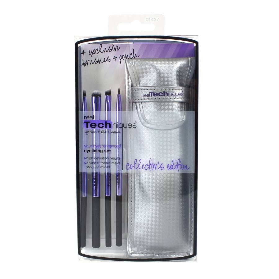 Real Techniques Collector's Edition Eyeliner-Pinselset