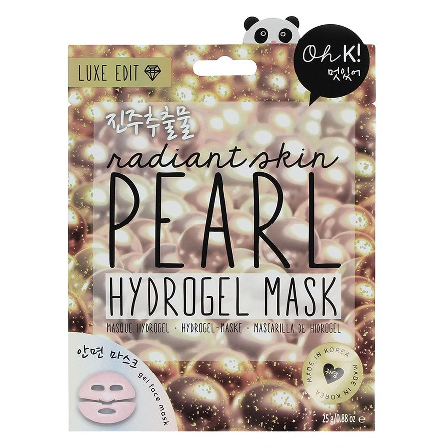 Oh K! Luxe Hydrogel Pearl Face Mask (25 g)