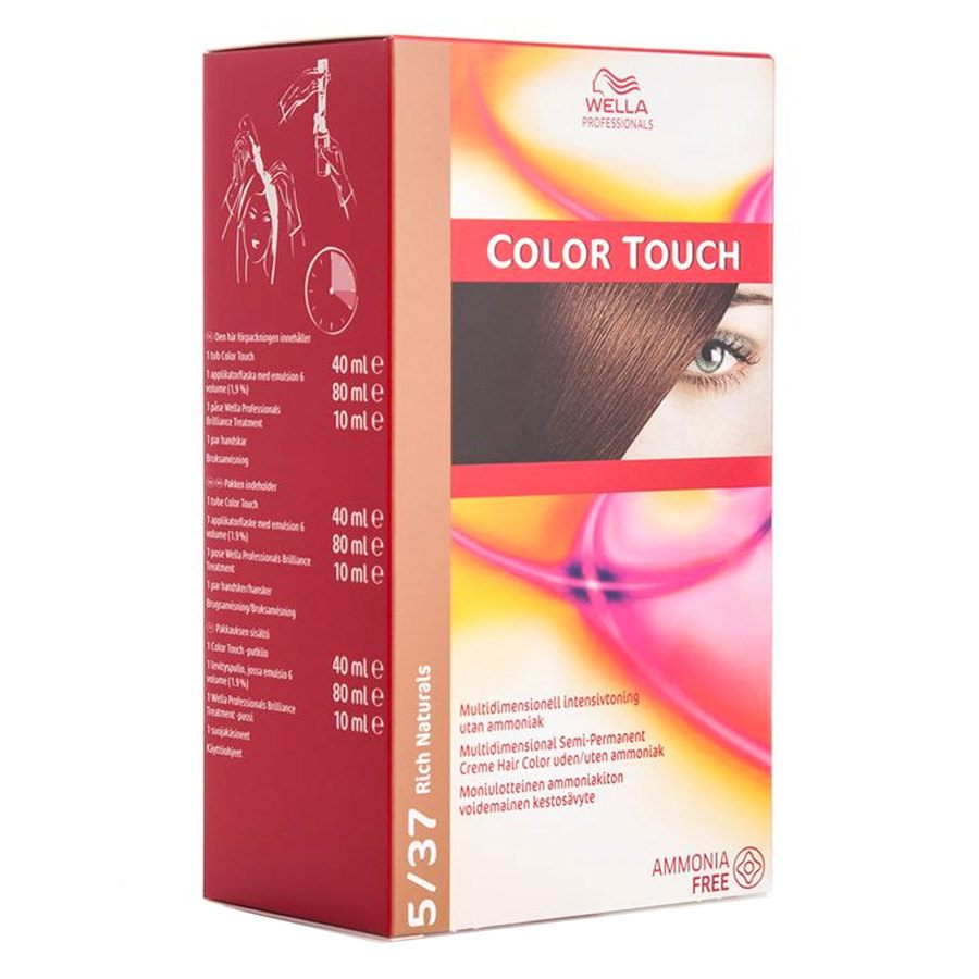 Wella Professionals Color Touch, 5/37