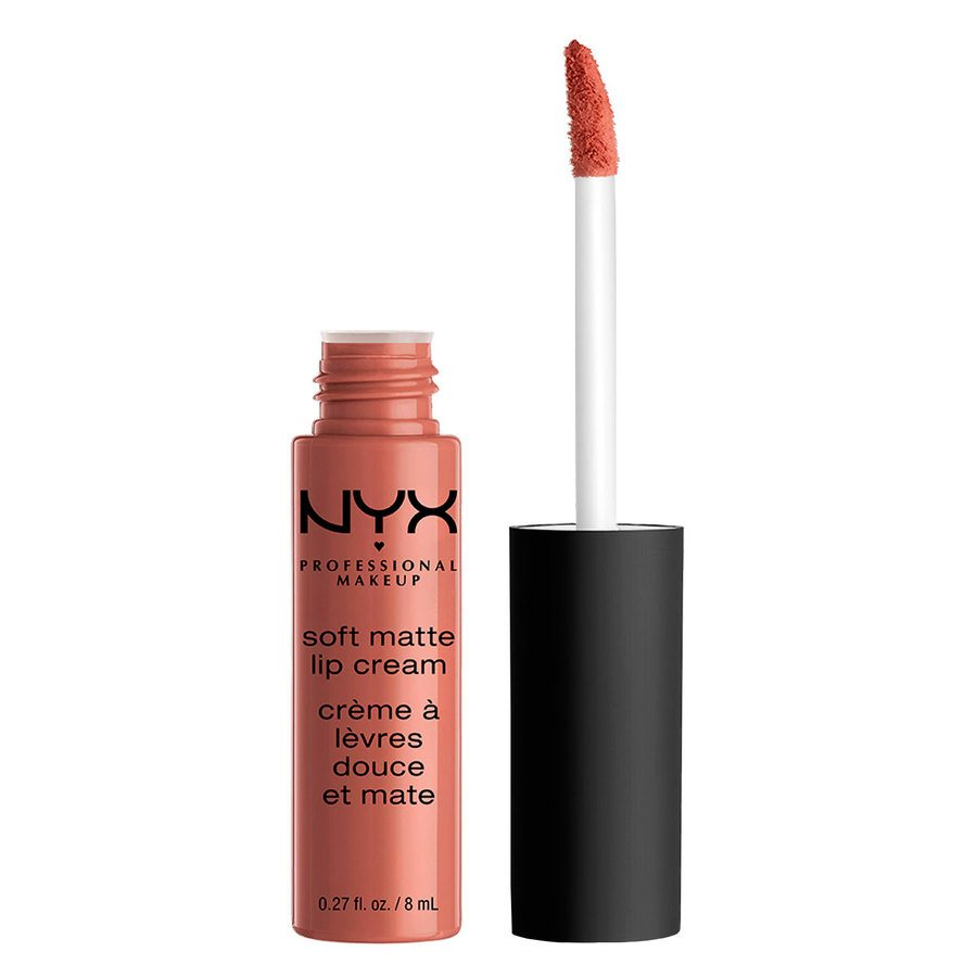 NYX Professional Makeup Soft Matte Lip Cream Lippencreme, Cannes SMLC19