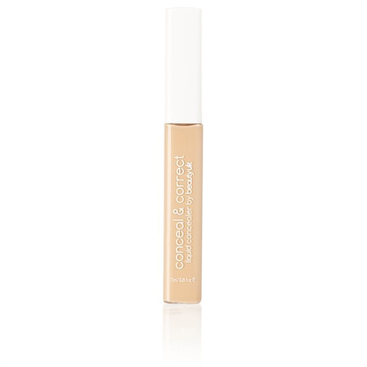 Beauty UK Conceal & Correct Liquid Concealer no.2