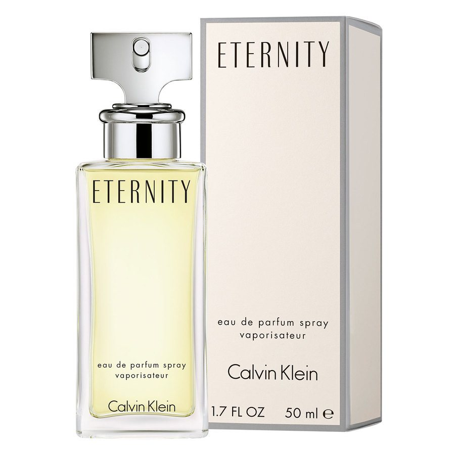 Calvin Klein Eternity Femme Eau De Parfume For Her (50 ml)