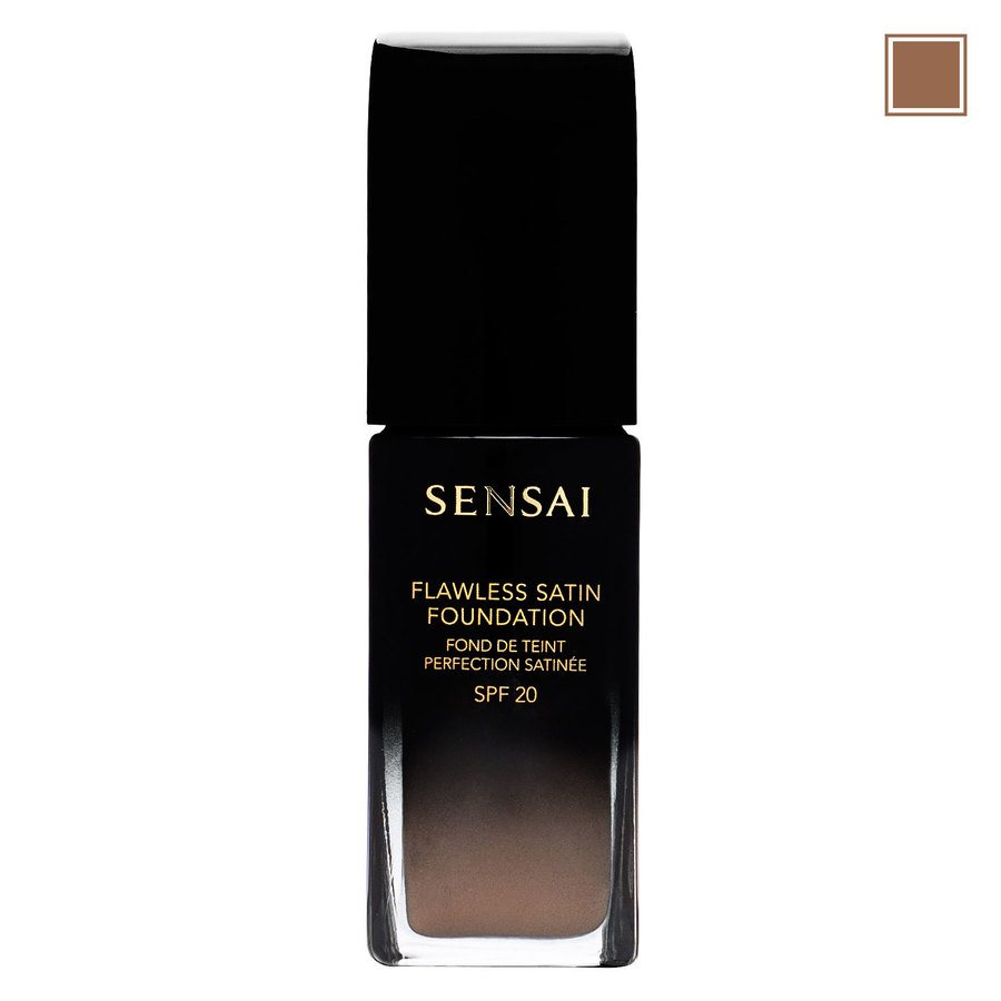 Sensai Flawless Satin Foundation FS204 Honey Beige (30 ml)