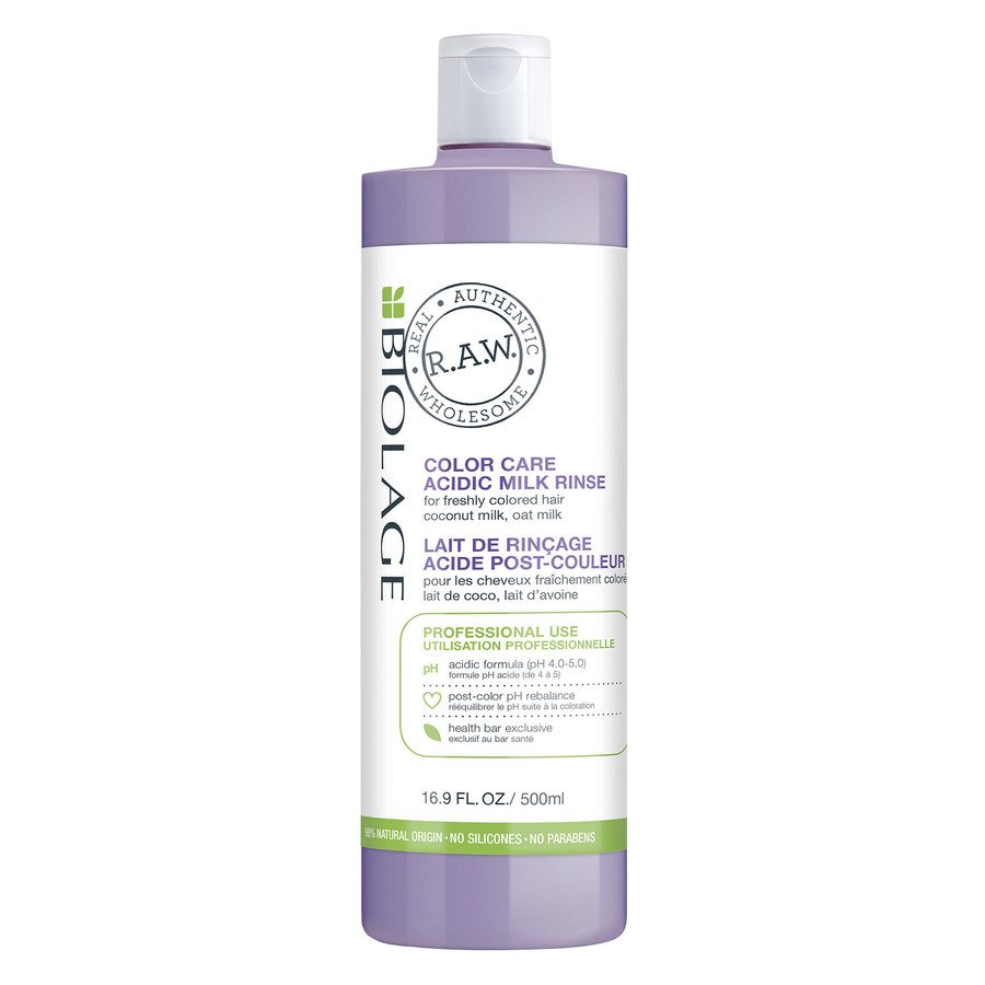 Biolage R.A.W. Color Care Acidic Milk Rinse (500 ml)